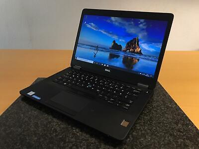 Ultrabook Dell Latitude E7470 Intel i5-3,0GHz 8GB-RAM 256SSD AKKU-TOP B-WARE