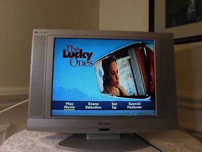 "Emerson LCD TV & DVD Player Combo - Flat Screen 20"" - Model LD200EM8"