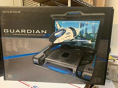 GAEMS Guardian Pro Xp Portable Gaming Monitor - Compatible with PS, Xbox, ATX PC