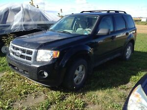 2010 Ford escape xlt automatique 2x4 v6