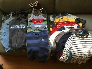 Boys Size 4 Clothing Set