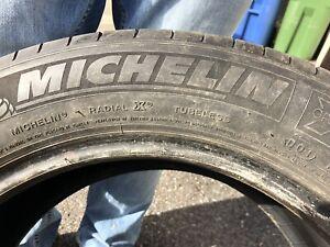 Pneus Michelin 235/55R17