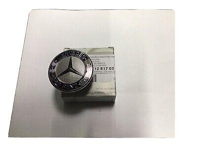 A2128170316  Mercedes-Benz Emblem mit Stern Motorhaube W205 W212 NEU