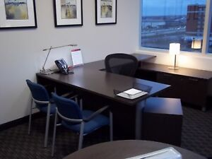 Customized office in West Island