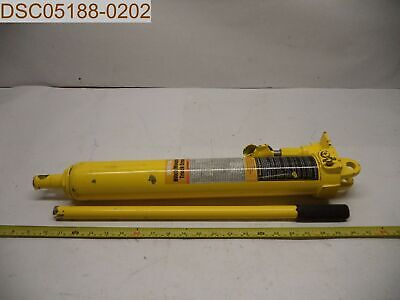 Hydraulic Jack Handle Only For Hydraulic Receiver Hitch Mounted Crane 1000lb