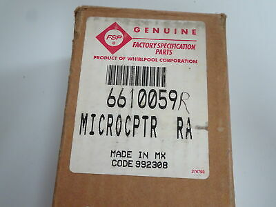 Whirlpool Stove Range  Control Board (WP6610059, 6610059R) 6610059