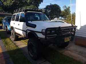 1993 toyota landcrusier 80 series dx Wattle Grove Liverpool Area Preview