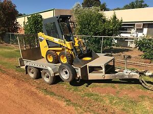 Mini bobcat and operator hire Chittering Chittering Area Preview