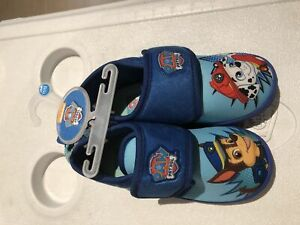 Brand new with tags - paw patrol slipper size 11/12
