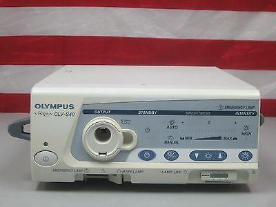 Olympus Versa Clv-s40 Xenon Light Source