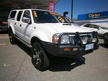 2011 Nissan Navara Ute Just $19990 Fyshwick South Canberra Preview