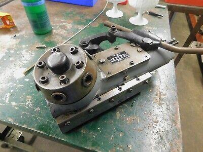 Hardinge Lathe Model L 6 Position Turret