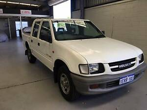 1999 Holden Rodeo AUTO Dual CAB Ute Belmont Belmont Area Preview