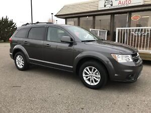 2017 Dodge Journey SXT ONE OWNER LOCAL TRADE