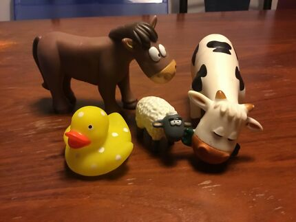 Rosebud Farmyard and Stables - wooden toys | Toys - Indoor | Gumtree ...