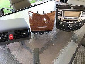 Honda accord euro radio CD player Blacktown Blacktown Area Preview