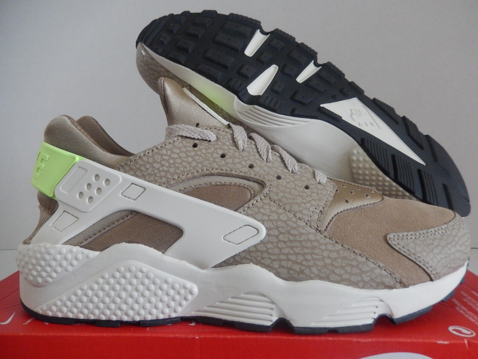 on sale 88af8 21f95 ... UPC 091209073223 product image for Nike Air Huarache Run Prm Premium  Desert Camo-ghost Green