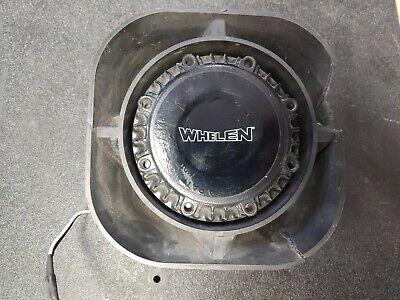 Whelen Sa315p Engineering 100 Watt Projector Series Slim Car Speaker With Mount