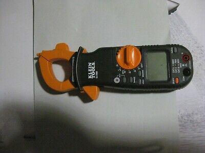 Klein Cl1000 Multimeter 750v Ac1000v Dc 400a Current 40mohm Diodecontinuity