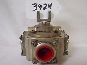 3924-Parker-Aircraft-Fuel-Service-Selector-Valve-P-N-11-350-9M4