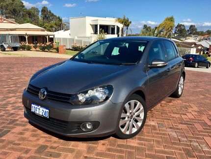 2009 VW Golf TDI (with Sports package + extras)
