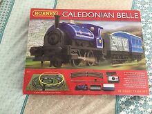 """Caledonian belle train set """"new"""" Sawtell Coffs Harbour City Preview"""