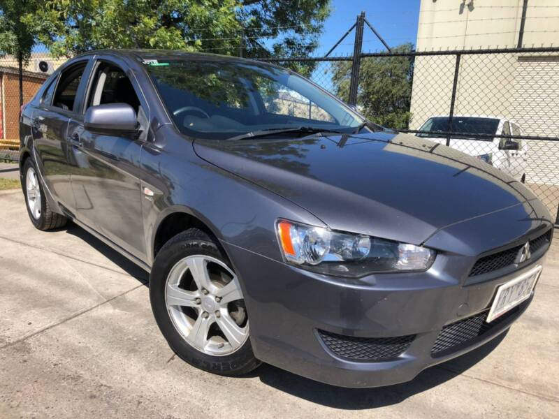 2011 Mitsubishi Lancer ES Sportback MY11 Manual Hatch REGO U0026 RWC