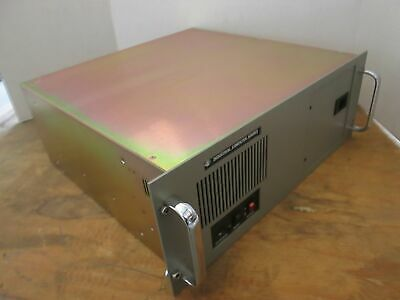 Industrial Computer Source 7408-14h Control Unit Complete. Used