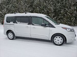 2015 Ford Transit Connect Wagon XLT garantie prolong? XLT garant