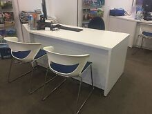 white office desks Forest Hill Whitehorse Area Preview
