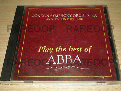 London Symphony Orchestra Play The Best Of ABBA Pop Choir (CD) MADE IN ARGENTINA