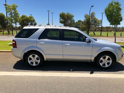 Ford Territory Ellenbrook Swan Area Preview