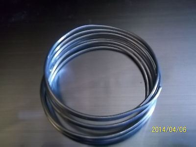 50 Inches Of 6337 Tin Lead Solder .032 Dia Low Melt Kester Resin Core Free Ship
