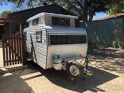 PRICE REDUCED! Retro 1977 Millard Pop Top Caravan Belconnen Belconnen Area Preview