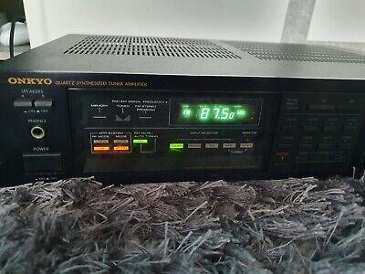 Onkyo Verstärker TX 7420