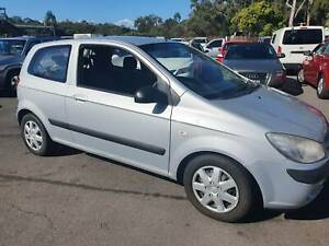 2007 Hyundai Getz - Manual - Warranty - Rego - RWC - Driveaway Birkdale Redland Area Preview