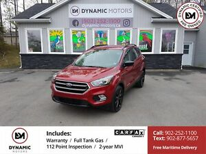 2017 Ford Escape SE AWD! NAV! SE BLACK PACKAGE!