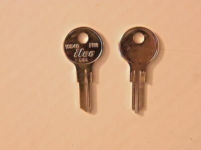 Pundra/Fort Office Furniture & File Cabinet Key Blanks- FR3-  FREE CODE CUTTING!, used for sale  Shipping to India
