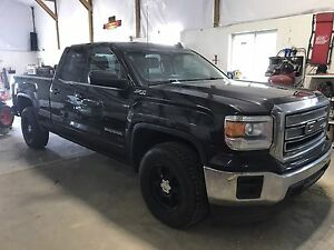 2015 GMC Sierra 1500 Double Cab, Financing! Trades? Nice!