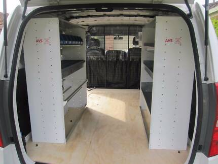 CENTRAL COAST VAN SHELVING SPECIALISTS
