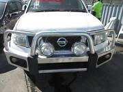 2014 Nissan Navara D40 Factory Alloy Bullbar. Thorneside Redland Area Preview