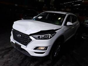 WRECKING 2018 HYUNDAI TUSCON 2.0 MANUAL STATION WAGON (C26353)