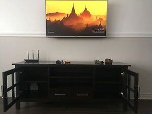 TV Stand +Bookcase