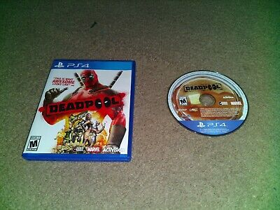 Deadpool - Sony PlayStation 4 ps4