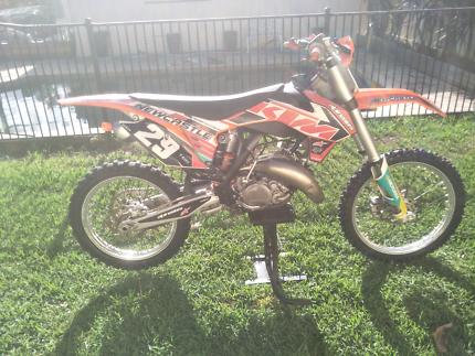 Ktm sx125 2013