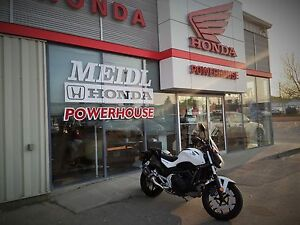 2013 Honda NC700S  with ABS