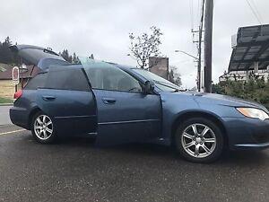 Subaru legacy outback 2.5 2009