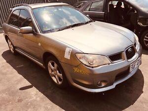 Wrecking Subaru Impreza 2007 , hatch , sedan , parts for sell West Footscray Maribyrnong Area Preview