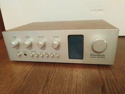 Vintage Wharfedale Denton Amplifier Hifi Separates Amp Rare