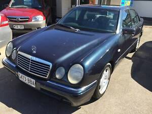 1998 Mercedes-Benz E320 Avantgarde Low Km 6 Cyl Auto